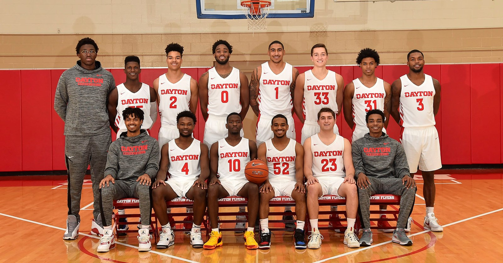 2018-19 men's basketball roster - university of dayton athletics